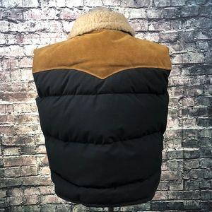 dea769171ac86 William Berry Jackets & Coats - William Berry Men's Vintage Goose Down  Winter Vest